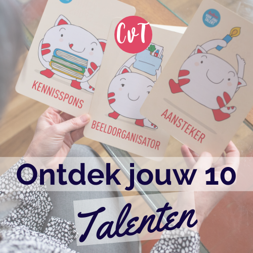 Ontdek jouw 10 talenten