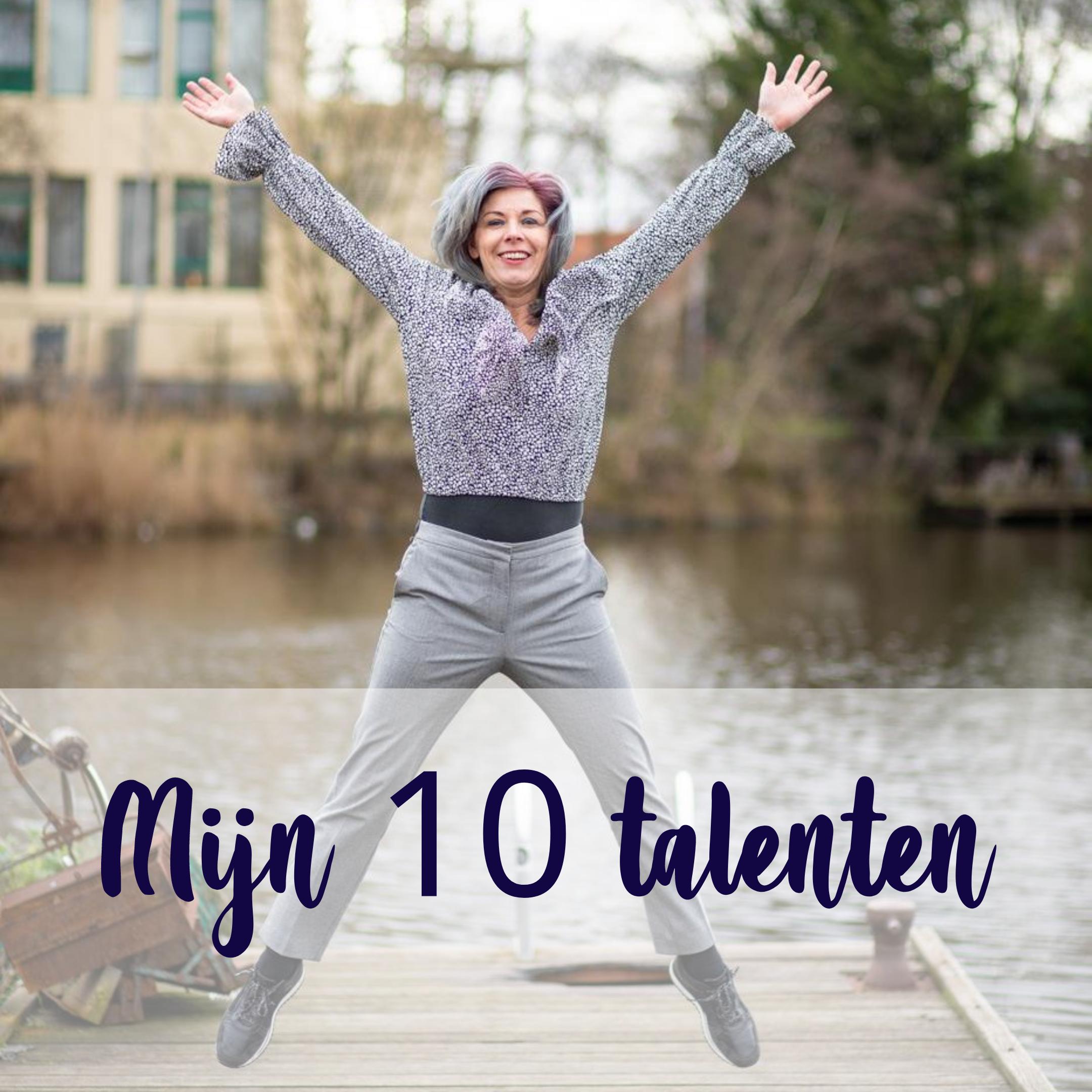 Mijn 10 Talenten